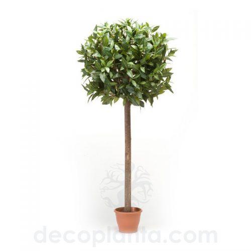 árbol LAUREL ESFERA de alto realismo para interior
