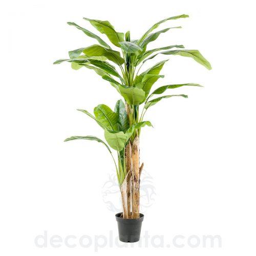 Árbol PLATANERO artificial, con troncos revestidos de hoja natural
