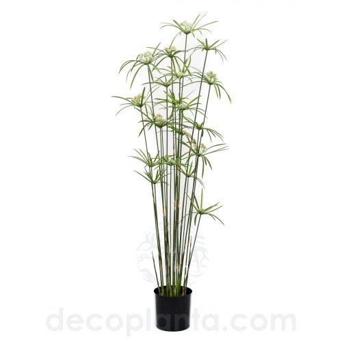 planta artificial CYPERIUS para interior
