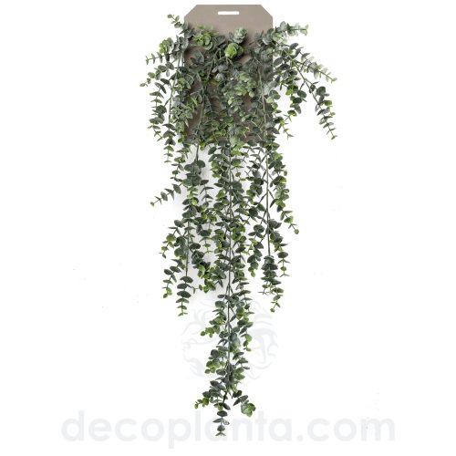 Planta Colgante artificial EUCALIPTO de 75 cm de largo con 6 ramas