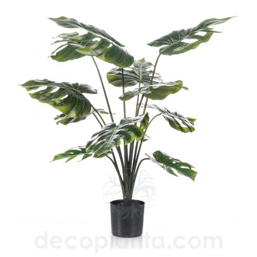 planta artificial PALMERA MONSTERA