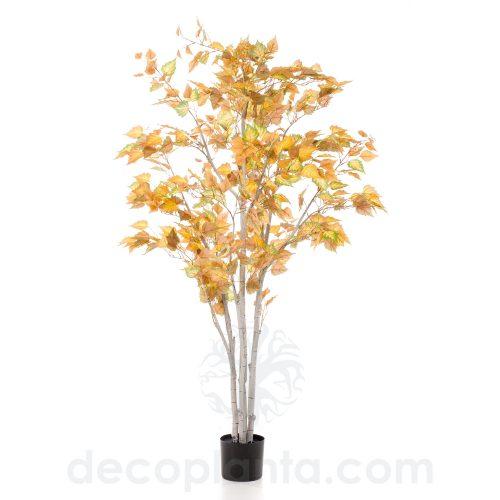 Árbol ABEDUL OTOÑAL artificial de un alto valor ornamental
