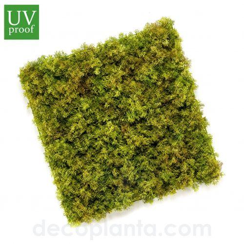 Jardin vertical MUSGO artificial con protección UV