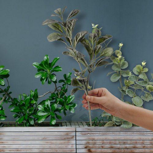 pincha y decora tus macetas de interior